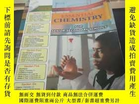 二手書博民逛書店essential罕見chemistry for senior