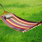 戶外掉床防側翻成人掛樹床吊睡網加厚帆布兒童室內蕩秋千