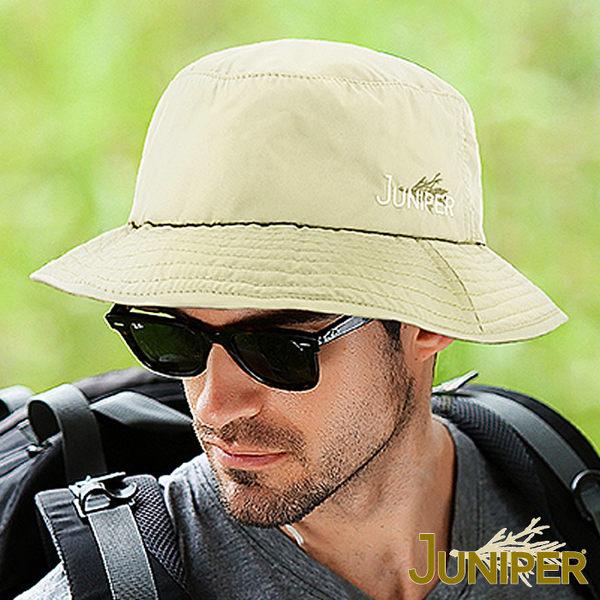 輕便收納漁夫帽子-抗UV防潑水防曬遮陽帽J7550 JUNIPER