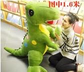 兒童玩具霸王龍公仔恐龍毛絨玩具抱枕布娃娃玩偶可愛男孩女生兒童生日禮物LX新年禮物