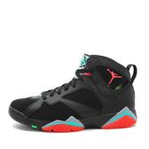 Nike Air Jordan 7 Retro 30th [705350-007] 男鞋 喬丹 經典 潮流 休閒 黑 綠