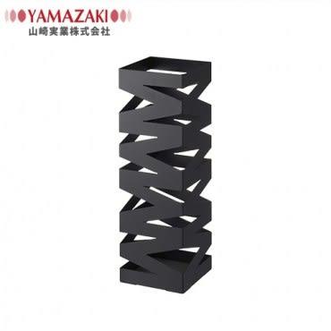 YAMAZAKI 搖滾造型雨傘架(黑)