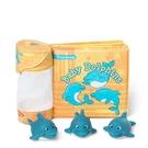 Melissa Doug 洗澡玩具書-海豚寶寶(31201)[衛立兒生活館]