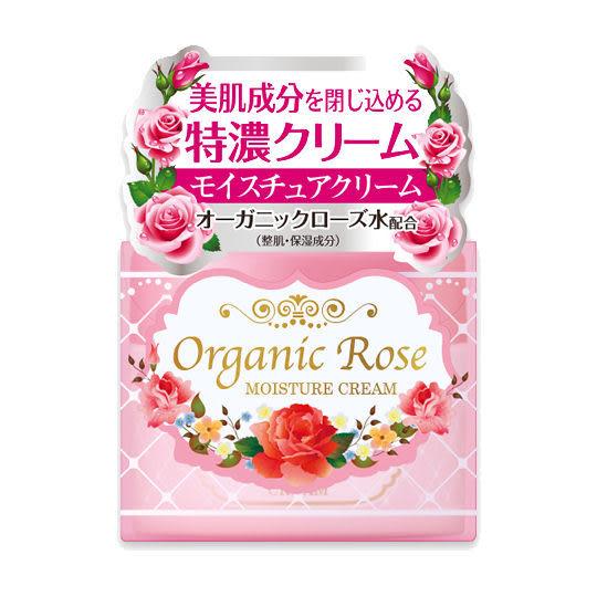 MEISHOKU 明色 天然植物玫瑰保濕精華霜 50g【七三七香水精品坊】