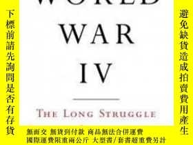 二手書博民逛書店World罕見War IV: The Long Struggle