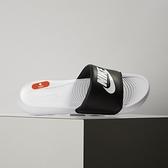 Nike Victori One Slide Mix 男 黑白 休閒 拖鞋 DD0234-100
