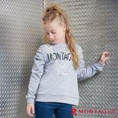 童裝女童長袖T恤 夢特嬌 珠珠圖騰風格 150-170cm