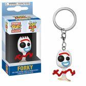 【 Funko 】POP!鑰匙圈 玩具總動員4 - Forky╭★ JOYBUS玩具百貨