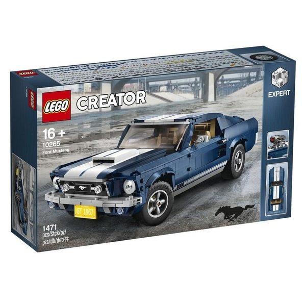 【LEGO樂高】 CREATOR Ford Mustang GT 福特野馬 #10265