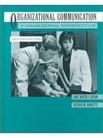 二手書博民逛書店《Organizational Communication》 R