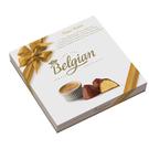 Belgian‧白儷人法式布丁巧克力200g