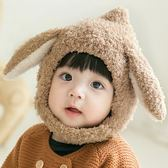 全館88折 兒童帽子冬帽男寶寶帽子嬰兒帽子女童毛絨帽小孩童帽嬰幼兒護耳帽 百搭潮品