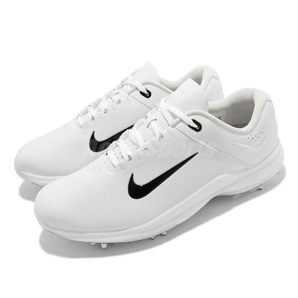 Nike Air Zoom TW20 Wide 白 黑 高爾夫球鞋 老虎伍茲 男鞋【ACS】 CI4509-100