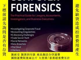 二手書博民逛書店Investigative罕見Computer Forensics: The Practical Guide fo