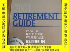 二手書博民逛書店Retirement罕見Guide 2001(附光盤)Y1280