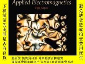 二手書博民逛書店Fundamentals罕見Of Applied Electromagnetics (5th Edition)