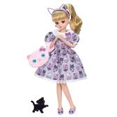 Licca 莉卡娃娃 喵喵莉卡 LD-09 97166 (TAKARA TOMY)