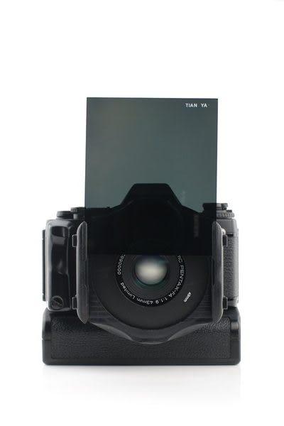 又敗家@Tianya天涯80全色黑ND8減光鏡減3格相容Cokin高堅P系統方形濾鏡ND8減光濾鏡ND減光鏡ND濾鏡P系列