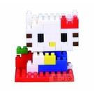 【日本 KAWADA 河田】迷你積木 - NBCC-001 凱蒂貓 Hello Kitty