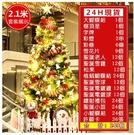 現貨快出【2.1米】聖誕樹 聖誕樹場景裝飾大型豪華裝飾品 YXS