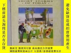 二手書博民逛書店英文原版罕見American Short Stories of