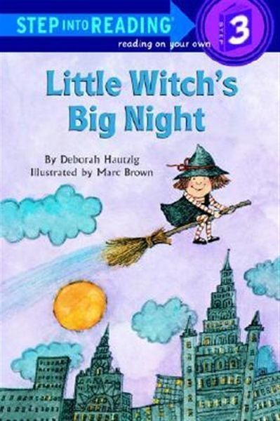 Step into Reading Step 3: Little Witch's Big Night