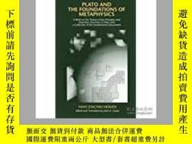 二手書博民逛書店Plato罕見And The Foundations Of Me