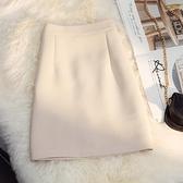 氣質A字包臀裙外穿打底職業短裙