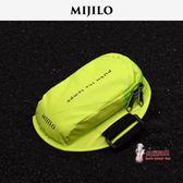 臂包 跑步手機臂包女健身運動手臂包男華為手腕通用臂套臂袋 4色