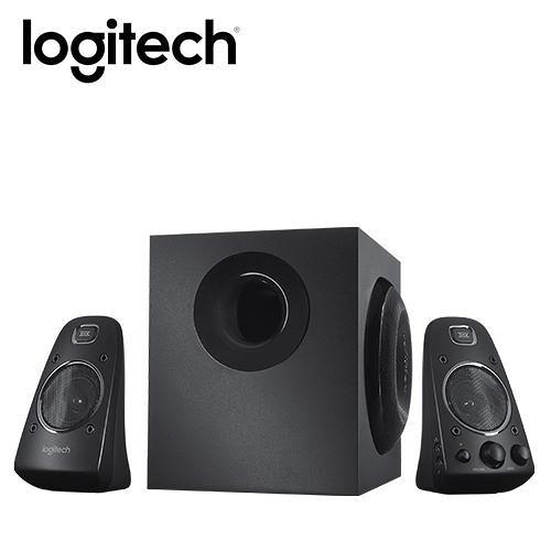 【logitech 羅技】 Z623 2.1聲道 音箱系統 【加碼贈USB風扇】