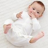 嬰兒連體衣服春秋冬季空調服薄款長袖新生兒睡衣純棉哈衣寶寶夏裝 年底清倉8折