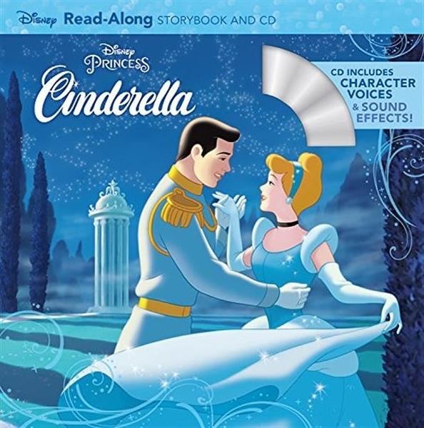 Cinderella: Read-Along Storybook and CD