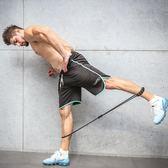 【全館】現折200健身器材健胸練臂肌臂力擴胸瑜伽拉伸彈力繩中秋佳節