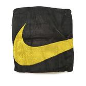 Nike Sport Towel 60x120cm [NTT01612LG] 運動 毛巾 厚棉 舒適 吸汗 德國色 黑黃