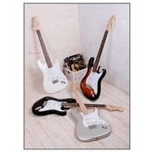 Comet 超值 ST 1電吉他(贈電吉他袋、Pick、吉他背帶、導線)暢銷評價好