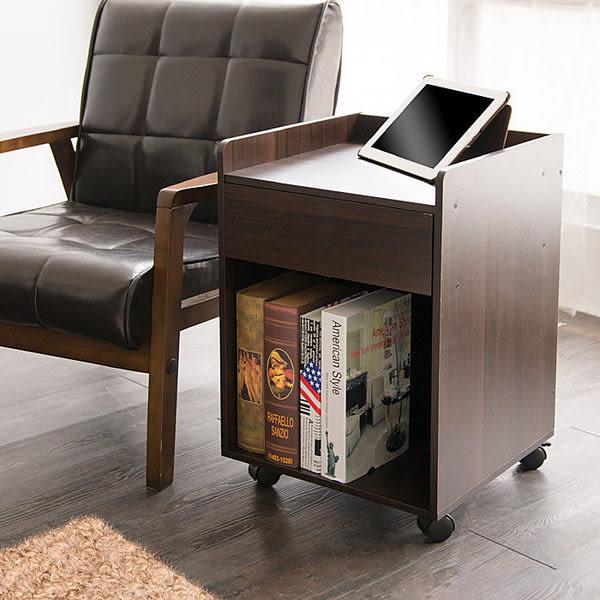 《百嘉美》建-日雜森林系單抽活動櫃 斗櫃 收納櫃 麻將桌 衣櫃