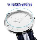 手錶保護膜-2.5D弧度9H硬度耐磨耐刮手錶鋼化膜73pp296[時尚巴黎]