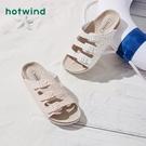 拖鞋女 熱風女鞋2020年夏季新款女士時尚百搭休閑拖鞋H60W0602 一次元