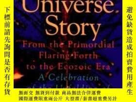 二手書博民逛書店The罕見Universe StoryY364682 Swimme, Brian  Berry, Thomas