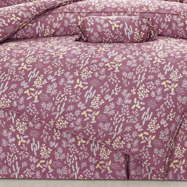 天絲 Tencel 梵妮 床罩 雙人七件組 100%雙面純天絲 伊尚厚生活美學