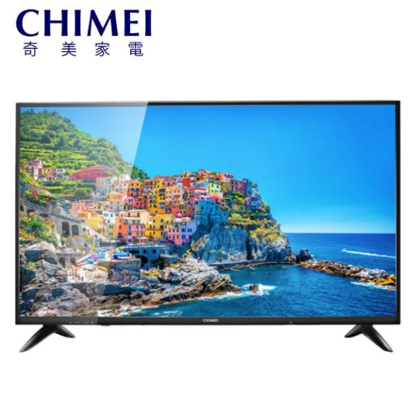 [CHIMEI 奇美]43吋 LED液晶顯示器+視訊盒 TL-43A600+TB-A060 A600系列