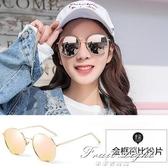 2020新款墨鏡女圓臉韓版潮偏光太陽眼鏡ins防紫外線眼睛網紅街拍【果果新品】