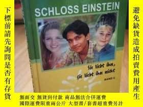 二手書博民逛書店Schloss罕見Einstein, Bd.3, Sie lie