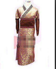 古裝小龍女主題服裝 龍葵廣袖流仙裙