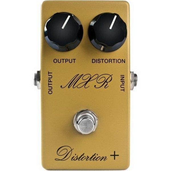 ☆ 唐尼樂器︵☆ Dunlop MXR CSP104 Distortion+ 單顆 破音 效果器