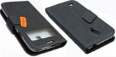 BASEUS Samsung GALAXY S4 mini(GT-I9190) 側翻手機保護皮套 信仰系列視窗款 2色可選