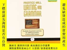 二手書博民逛書店Writing罕見And Grammar Exercise Wo