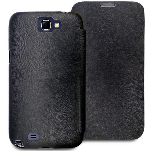 ★3 折限量特惠★ Samsung Galaxy Note2 筆記本壓紋皮套+ 螢幕保護貼 (郵寄免運)