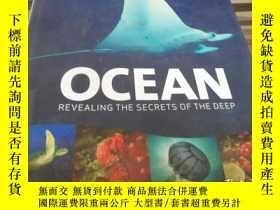二手書博民逛書店OCEAN罕見revealing the secrets of