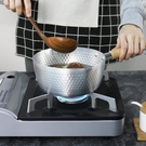 雪平鍋-日式創意木柄雪平鍋日本料理小湯鍋奶鍋煮面鍋燃氣灶鍋煮粥鍋【快速出貨】